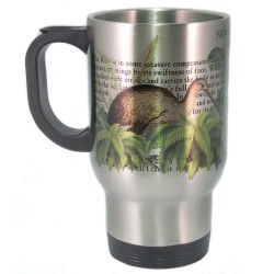 Mug: Kiwi Of New Zealand (Travel Mug)