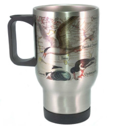 Mug: Pacific Seabirds (Travel Mug)
