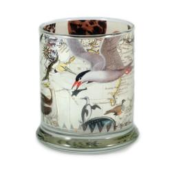 Pen Pot: Pacific Seabirds (Handmade)