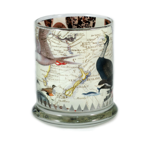 Pen Pot: Pacific Seabirds (Handmade). Made in New Zealand gift.