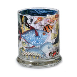 Pen Pot: The Many Curious and Splendid Fish of the Pacific, 1769 (Handmade)