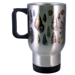 Mug: Seashells of New Zealand (Travel Mug)