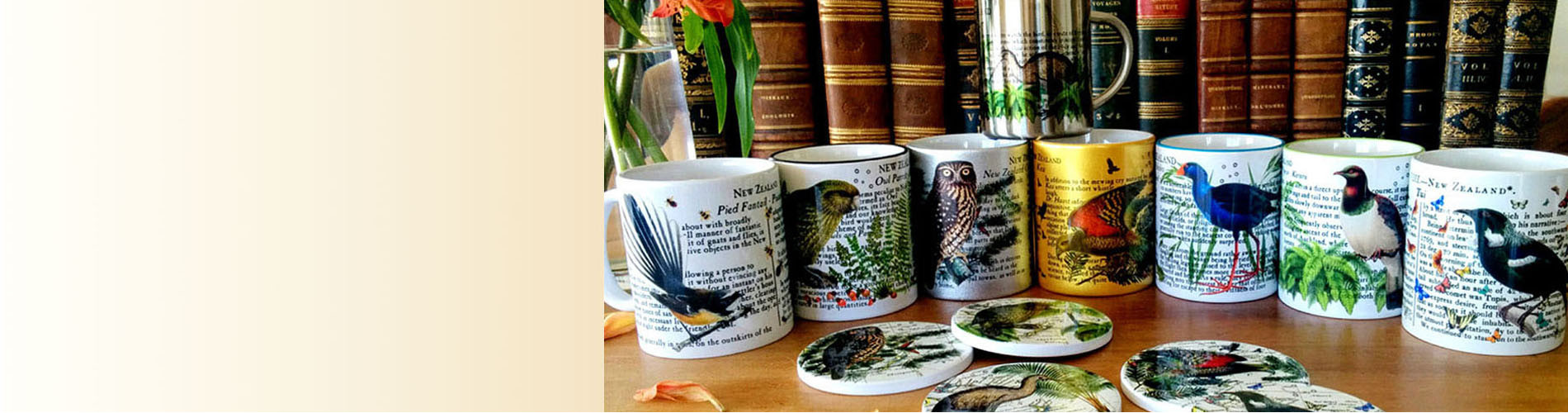 New Zealand Birds Collection